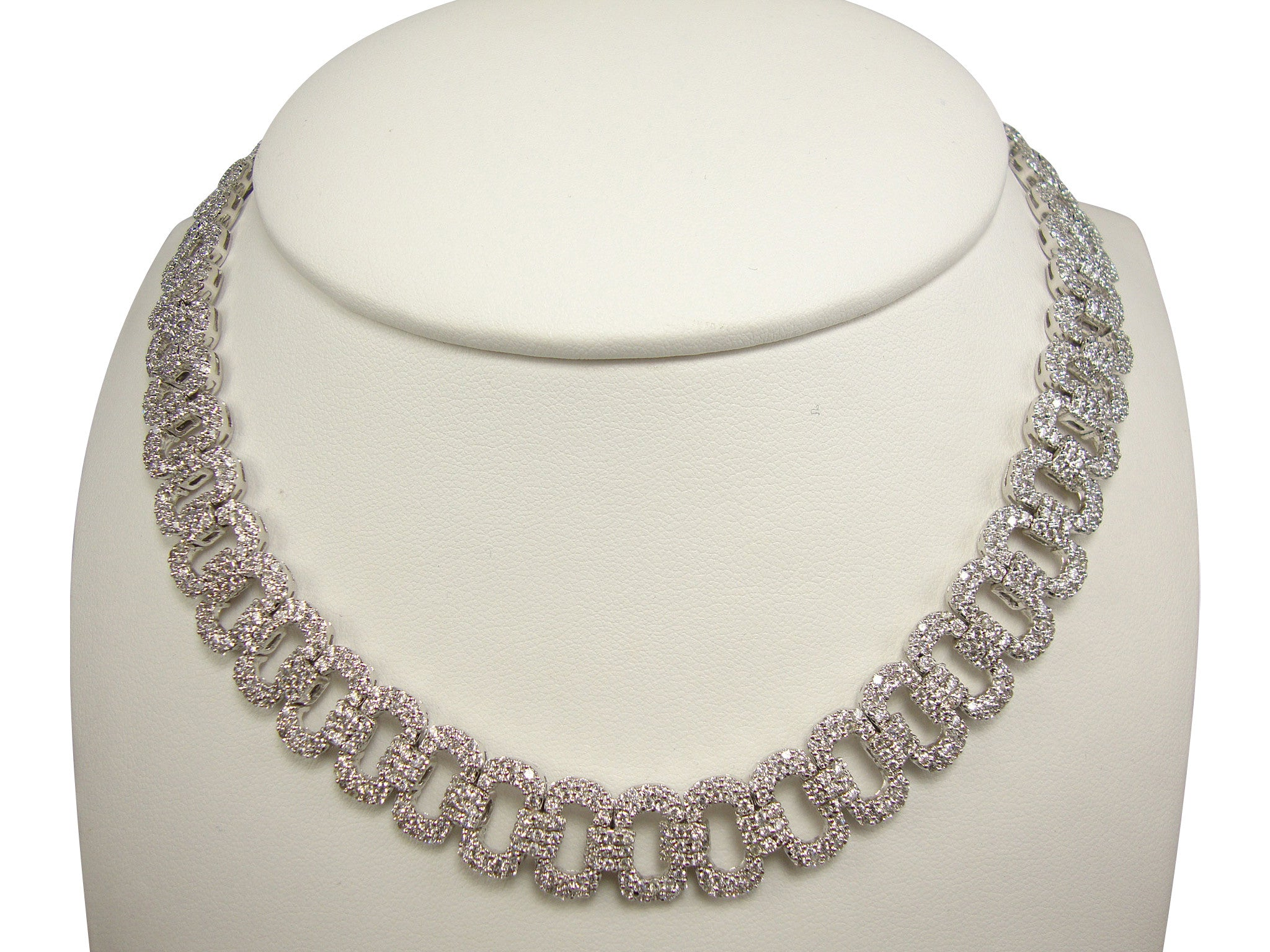 gold bridesmaid products necklace alexis wedding cubic matching jewellery delovelyshop zirconia