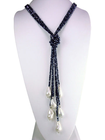 N4288 multi strand necklace