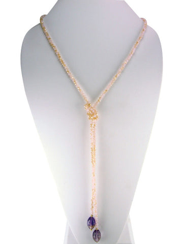 n4905-2 Necklace lariat