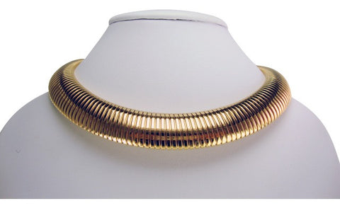 n4930 flex omega gold necklace