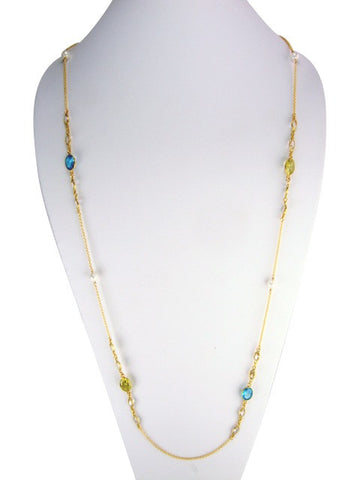 n4951 necklace mutlicolor