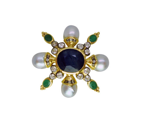 p610 south sea pearl pin