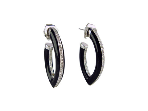 e6748 black resin hoop