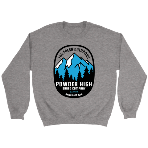 The Fresh Outdoors Crewneck Sweater