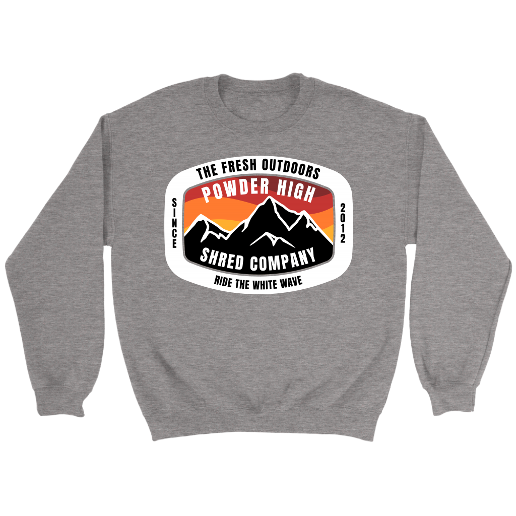 Sunset 2 Crewneck Sweater