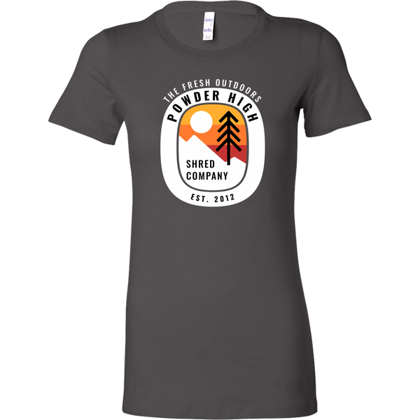Sunset Women's Tee
