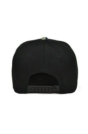 Multi-Color Snapback Baseball Hat - Powder High Apparel