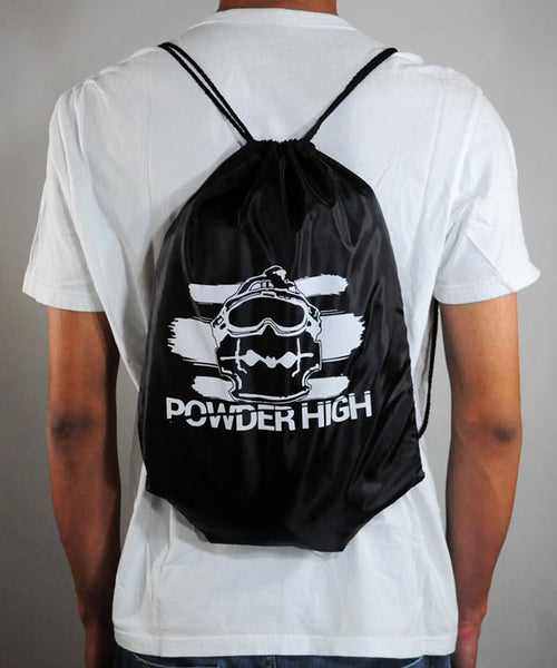 Glove and Goggles Cinch Bag - Powder High Apparel