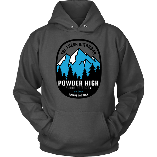 The Fresh Outdoors Unisex Hoodie