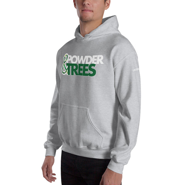 Powder & Trees Hoodie Sweater (More Colors)