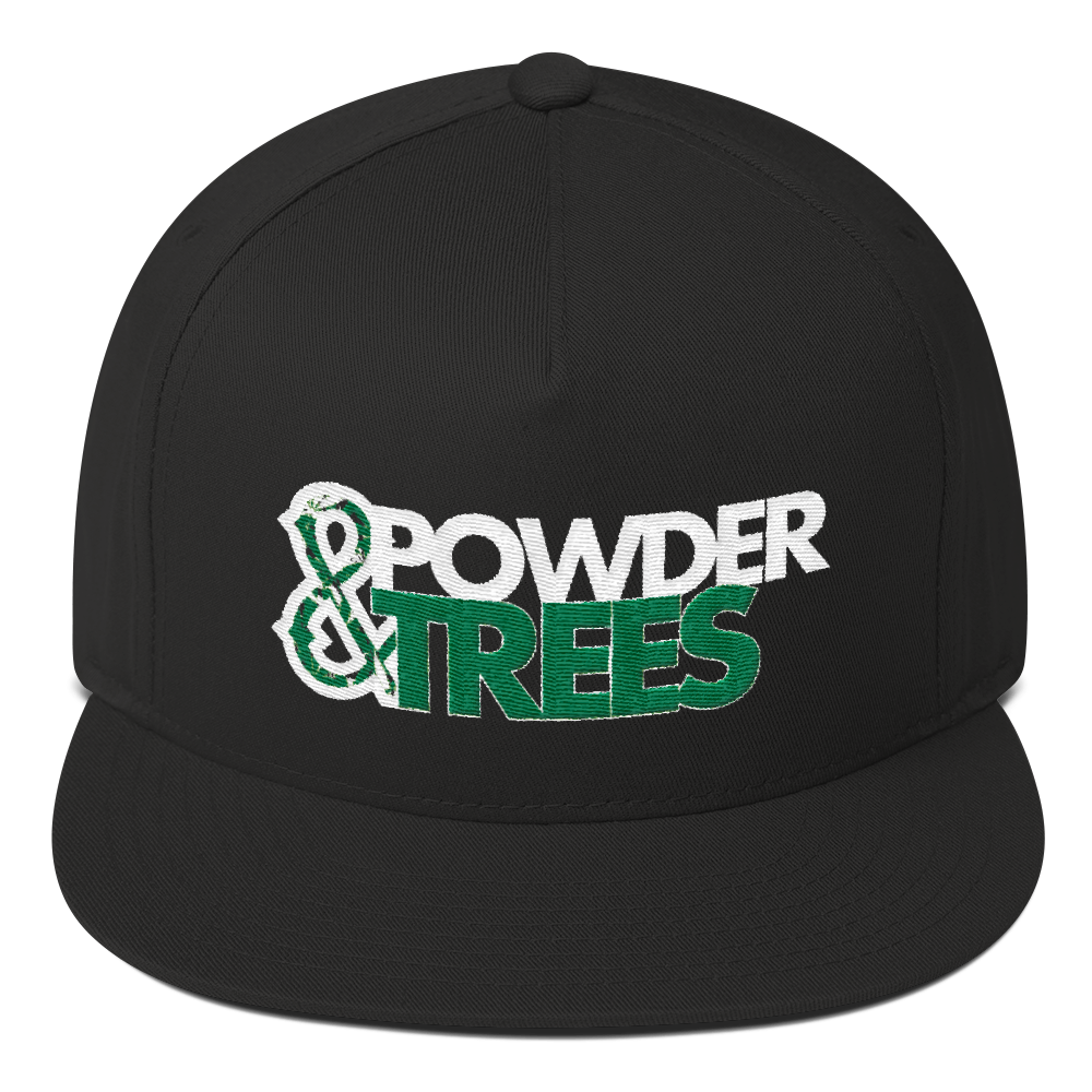 Powder & Trees Snapback