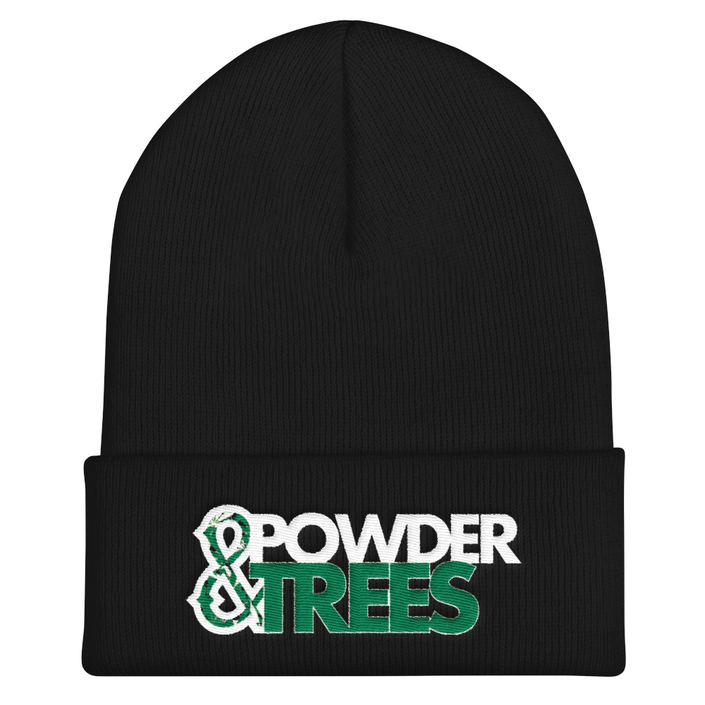 Powder & Trees Beanie