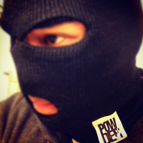Winter Ski Mask - Powder High Apparel