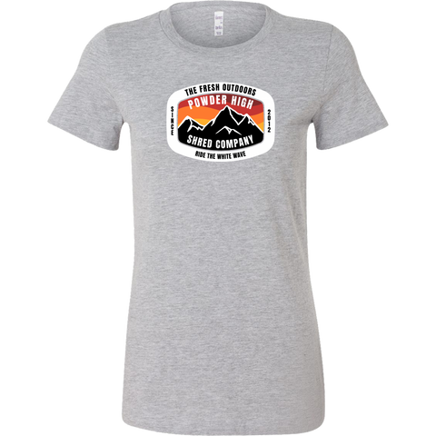 Sunset 2 Women's Tee