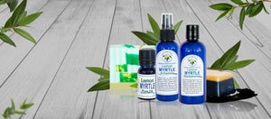 Lemon Myrtle Natural Handmade Products