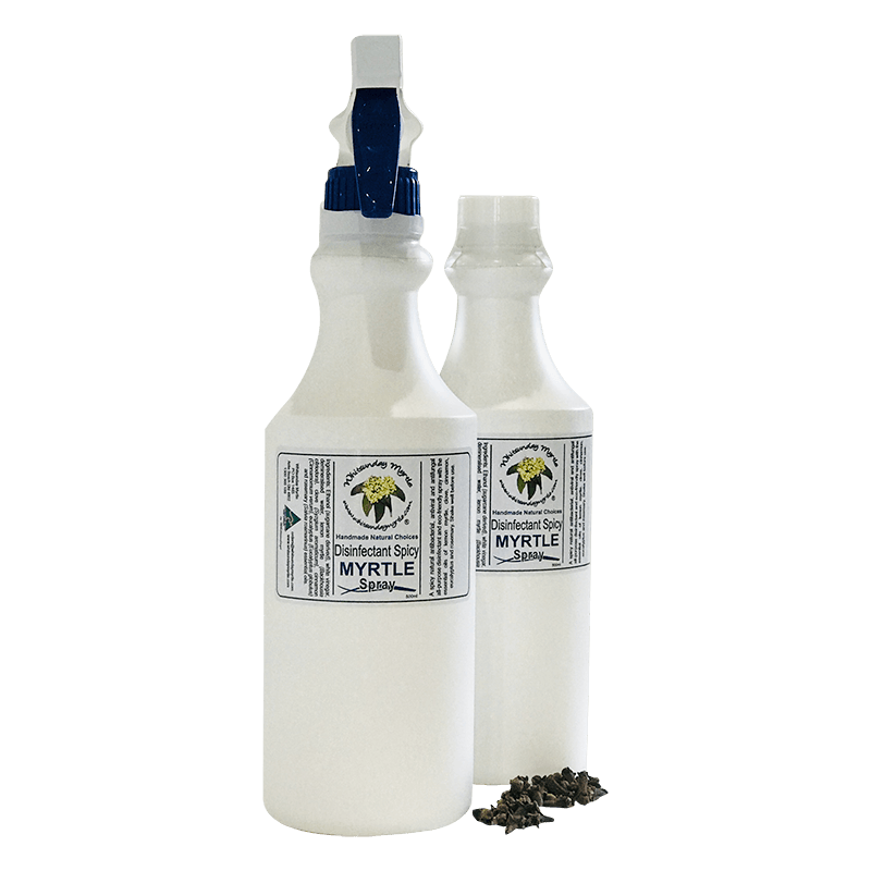 Disinfectant Spicy Myrtle & Refill