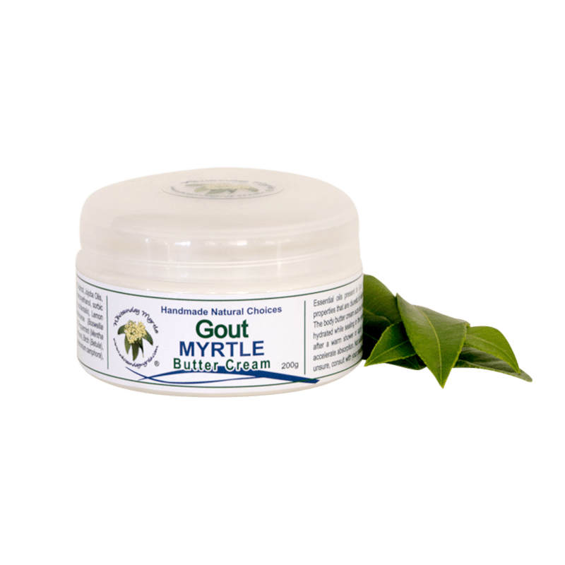 Gout Myrtle Body Butter Cream