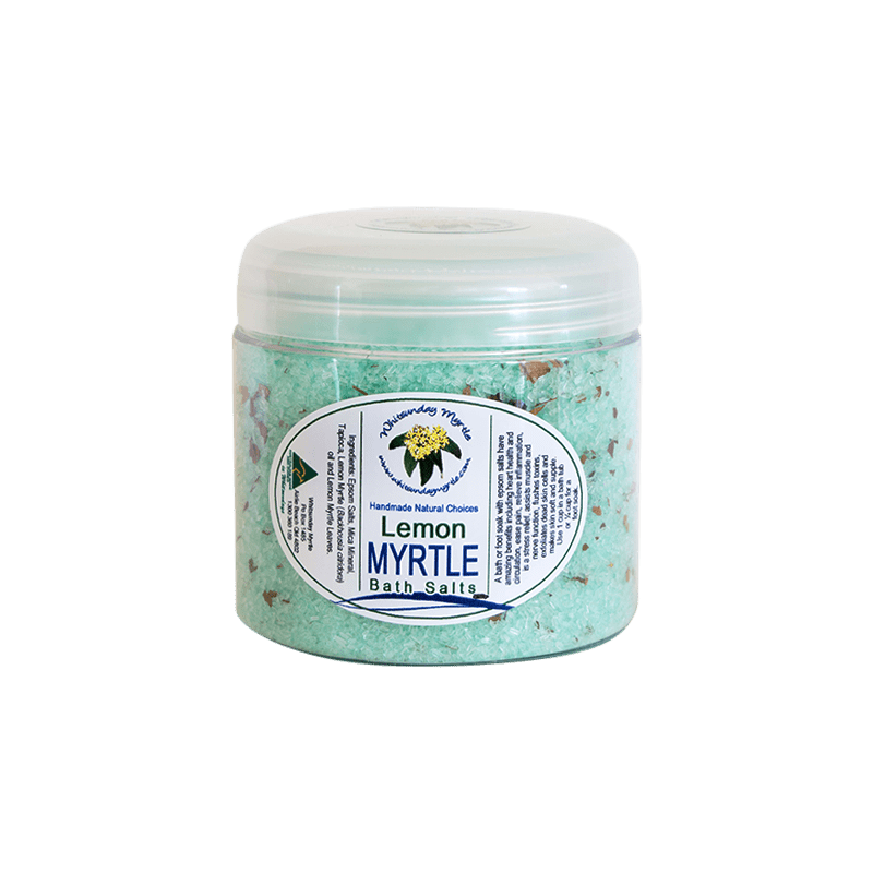 Lemon Myrtle Bathsalts