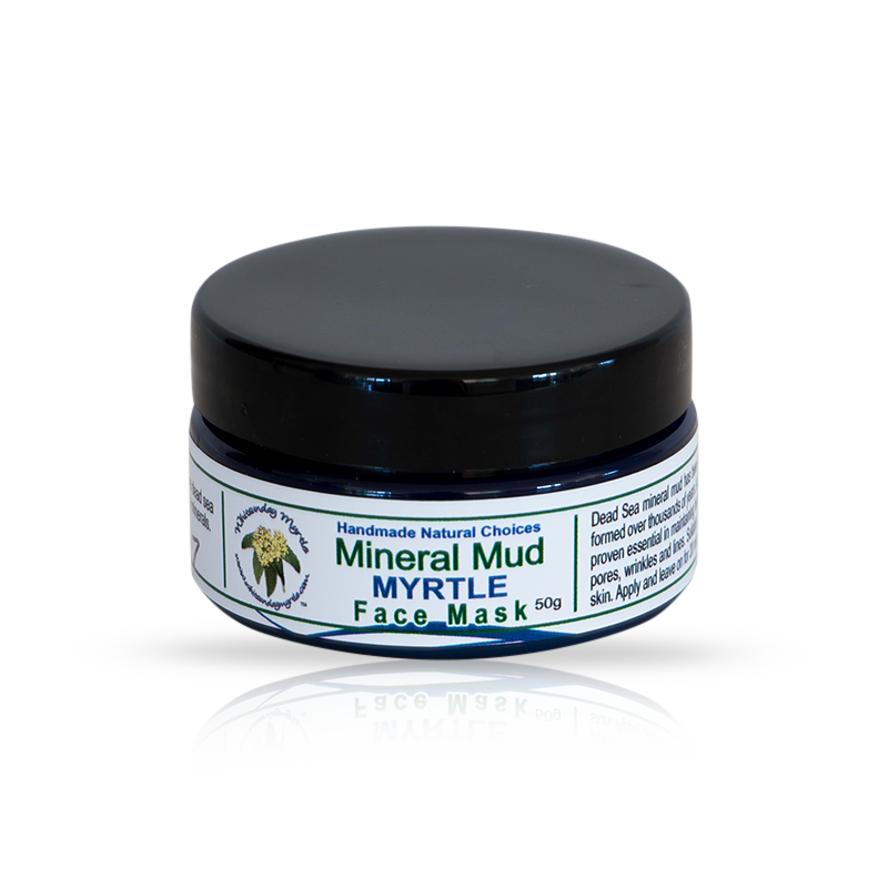 Mineral Mud Mask