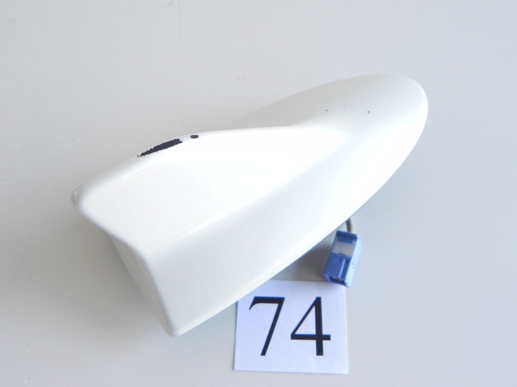 2008 LEXUS IS250 IS350 REAR TOP ROOF MOUNTED SHARK FIN ANTENNA OEM 198 #75 A