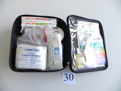 2008 LEXUS IS250 IS350 COMPLETE EMERGENCY FIRST AID KIT FACTORY OEM 198 #30 A