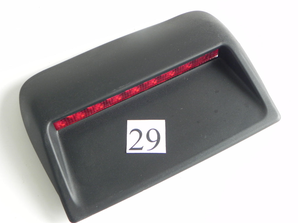 2007 LEXUS IS250 IS350 THIRD BRAKE LIGHT STOP TAIL LAMP INSIDE OEM 345 #29 A