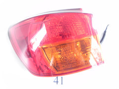 2007 LEXUS IS250 IS350 TAIL LIGHT QUARTER PANEL LEFT STOP LAMP OEM 345 #41 A
