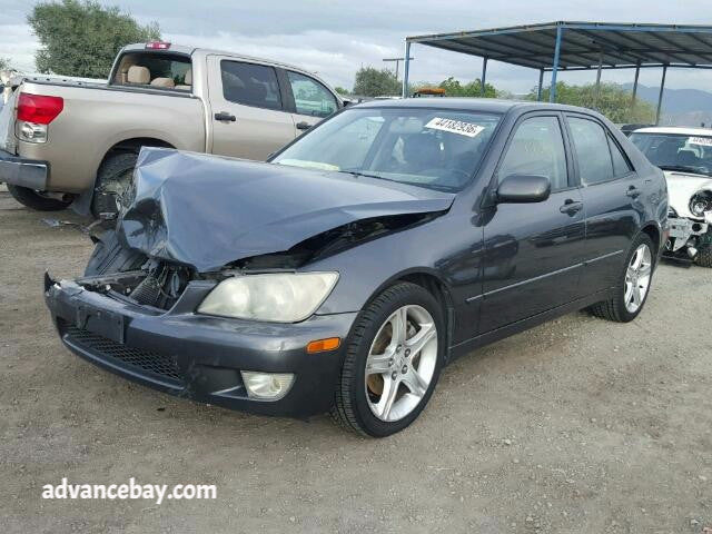 2003 Lexus IS300 on sale parts only parting out Advancebay Inc #018