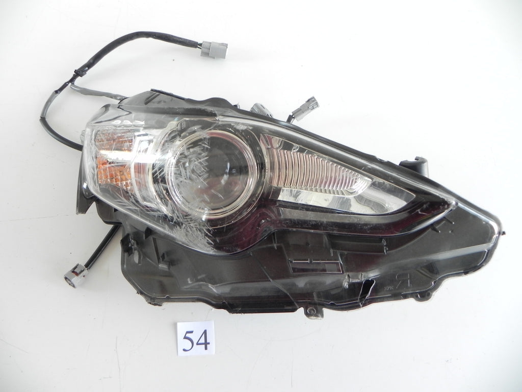 2015 LEXUS IS250 IS350 FRONT RIGHT HEADLIGHT LAMP XENON FOR PARTS OEM 567 #54 A