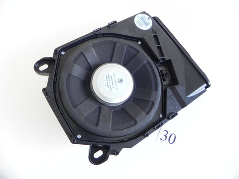 #30 BMW E90 2006 328i SPEAKER 6513-6954871-02 #488 - Advancebay, Inc.