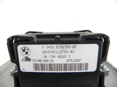 #9 BMW E90 ABS YAW RATE CLUSTER GAUGE RATIONAL SPEED SENSOR 6762769-05 #488 - Advancebay, Inc.