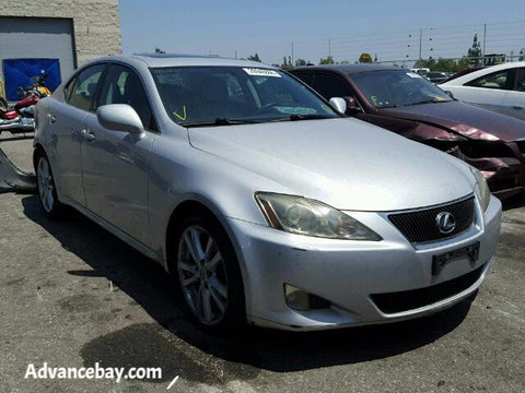 2006 Lexus IS250 on sale parts only parting out Advancebay Inc #052 - Advancebay, Inc.