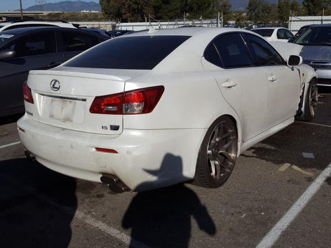 2008 LEXUS IS-F 5.0L on sale parts only parting out Advancebay Inc #332