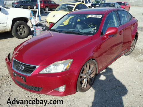 2008 Lexus IS250 on sale parts only parting out Advancebay Inc #071 - Advancebay - 1