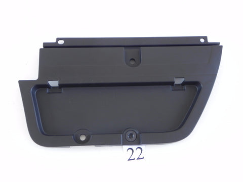 2013 LEXUS RX350 TRUNK STORAGE BOX COVER TRIM 64742-0E020 FACTORY OEM 192 #22 A