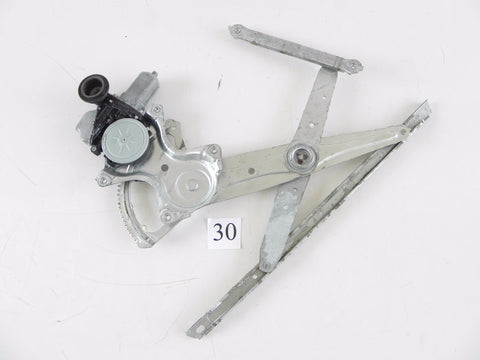 2013 LEXUS RX350 REAR RIGHT WINDOW GLASS REGULATOR 85710-0E030 OEM 192 #30 A