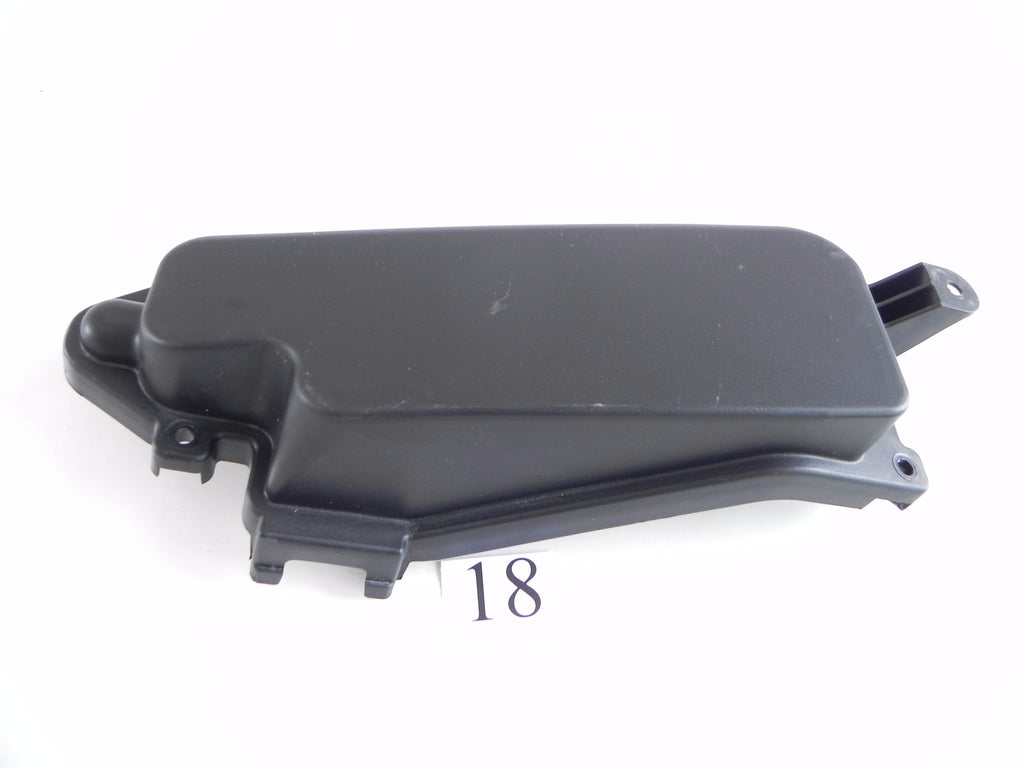 2013 LEXUS IS250 ENGINE COMPUTER HOUSING COVER FUSE 7154-8679-30 OEM 298 #18 A
