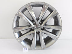 2013 LEXUS IS250 IS350 WHEEL RIM SINGLE R18 FACTORY OEM 298 #38 A