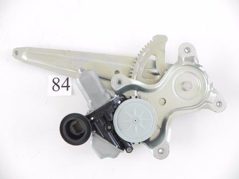 2013 LEXUS IS250 WINDOW MOTOR ACTUATOR REAR LEFT SIDE 85710-58010 OEM 298 #84 A