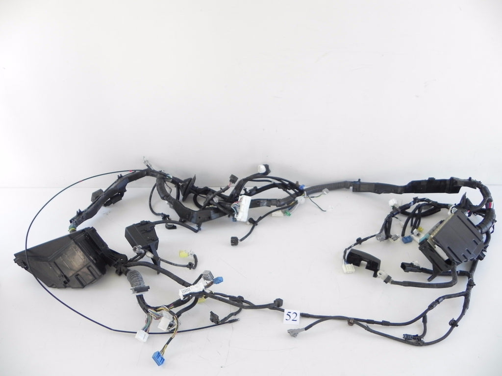 2013 LEXUS IS250 MAIN ENGINE WIRE HARNESS 82111-53706A-1 FACTORY OEM 298 #52 A