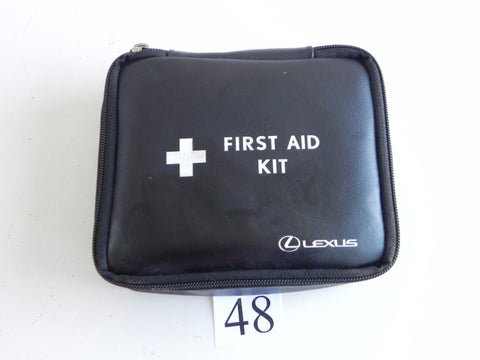 2014 LEXUS IS250 F-SPORT COMPLETE EMERGENCY FIRST AID KIT FACTORY OEM 813 #48 A