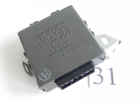 2003 LEXUS SC430 HEADLIGHT LAMP LEVELING COMPUTER MODULE 53639-24020 OEM 983 #31 - Advancebay, Inc.