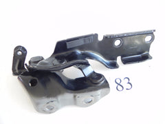 2014 LEXUS IS250 F-SPORT HOOD HINGE LATCH BRACKET LEFT DRIVER SIDE OEM 813 #83 A