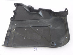 2014 LEXUS IS250 UNDERCARRIAGE ENGINE COVER TRIM RIGHT 57627-30061 OEM 813 #76 A