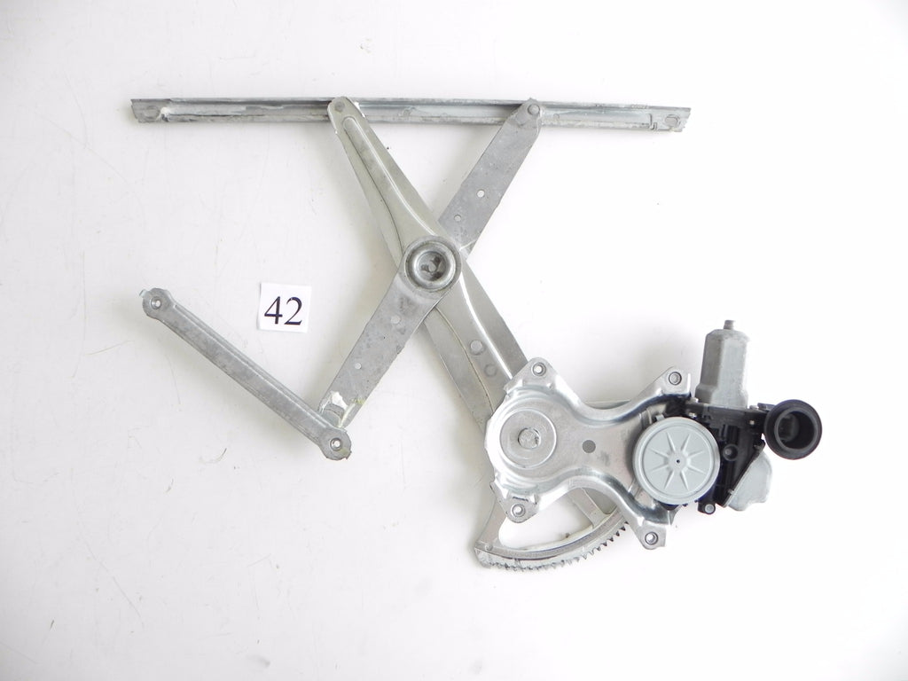 2013 LEXUS RX350 WINDOW GLASS MOTOR LINKAGE REGULATOR FRONT LEFT DOOR OEM #42 A