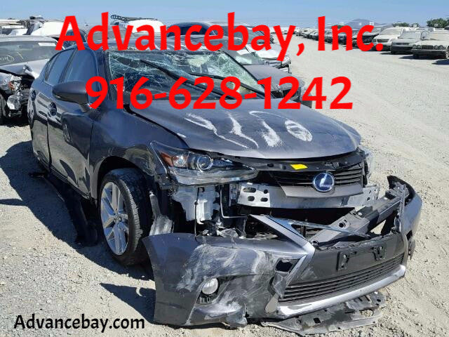 2014 Lexus CT200T on sale parts only parting out Advancebay Inc #101 - Advancebay - 1