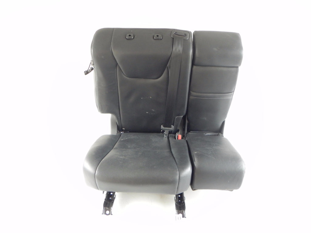 2013 LEXUS RX350 REAR RIGHT PASSENGER SEAT BLACK LEATHER FACTORY OEM 706 #10 A