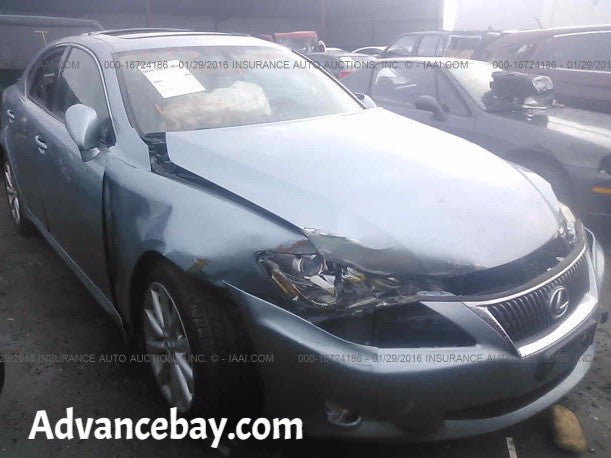 2009 Lexus IS250 on sale parts only parting out Advancebay Inc #108 - Advancebay - 1