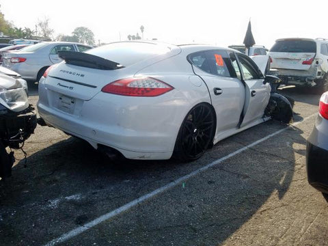 2011 PORSCHE PANAMERA 2 PARTING OUT FOR PARTS ONLY Advancebay Inc #111