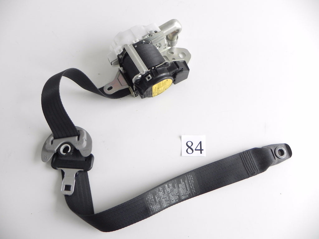 2006 LEXUS GS300 GS350 SEAT BELT FRONT RIGHT PASSENGER SIDE SAFETY OEM 178 #84 A - Advancebay, Inc.